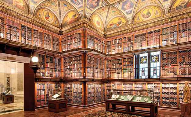 The-Morgan-Library-Museum